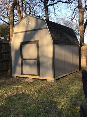 Shed for Sale in Dallas, TX