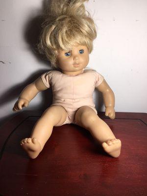 AMERICAN GIRL DOLL BITTY BABY TWIN BOY BLONDE HAIR BLUE EYES for Sale in Miami, FL