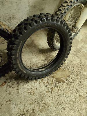 Dirt Bike Tire. 90%. 110/100-18. for Sale in Seattle, WA