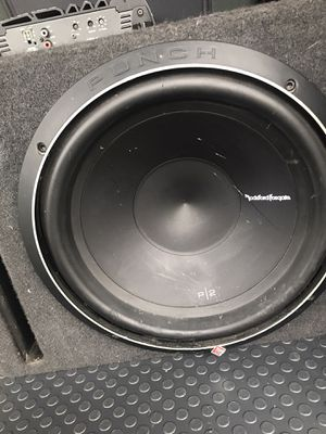Rockford Fosgate p2 for Sale in Spring Valley, CA