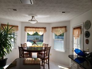 5 sheer curtains for Sale in Yorktown, VA