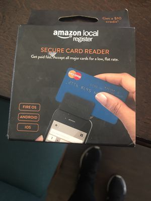 Amazon card reader for Sale in Long Beach, CA