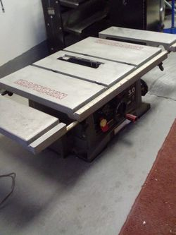 Table Saw Parts  for Sale in Modesto, CA