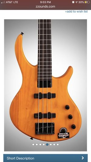 Tobias Bass for Sale in Hayward, CA