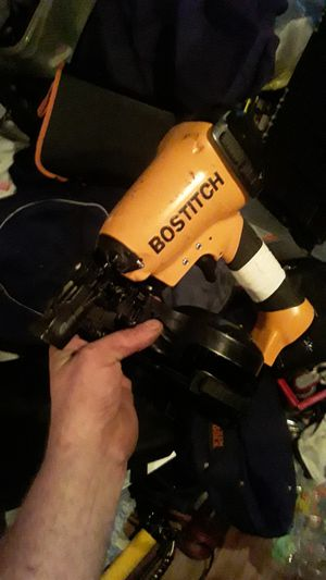 Bostitch roofing nail gun for Sale in Oakland, CA