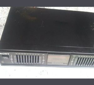 Sony SEQ-450 Equalizer Tested, Working, and Clean (See Pics)!!! for Sale in NORTH PRINCE GEORGE, VA