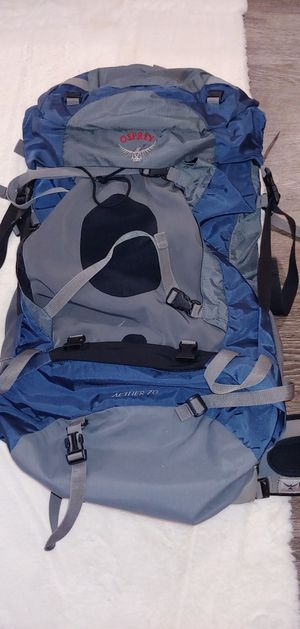 Osprey Aether 70 Backpack- Good Condition- Sz Med (46-53 cm) for Sale in Bellevue, WA