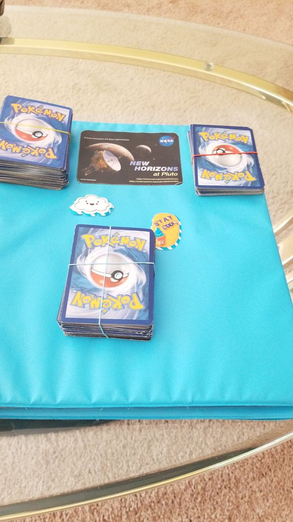 Pokemon Cards collected from Many Countries
