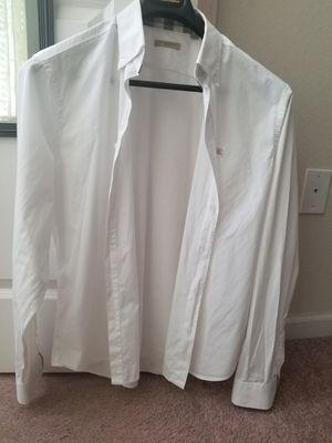Burberry men shirt for Sale in Bay Lake, FL