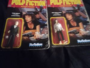Pulp Fiction action figures for Sale in Baltimore, MD