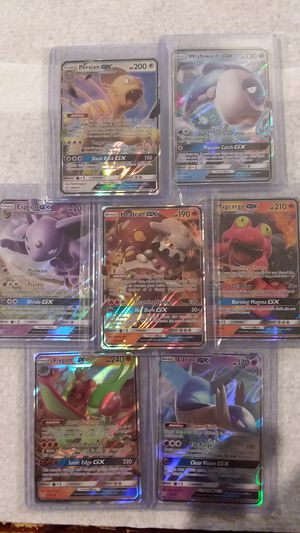 Pokemon card lot for Sale in Townsend, MA