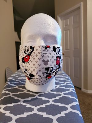 Mickey Mouse Face Mask for Sale in Clermont, FL