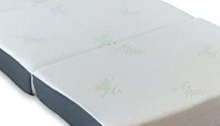 LifeSmart Memory Foam Tri Fold Mattress (Twin) for Sale in Torrance,  CA