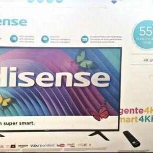 55inch Hisense Smart TV (like New) for Sale in Vista, CA