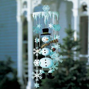 Olaf with snowflakes winter chime for Sale in New York, NY