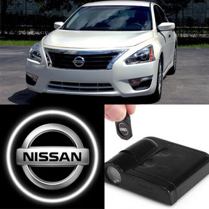 Used, Wireless car logo light for NISSAN for Sale for sale  Bronx, NY