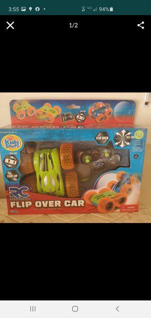 New remote control flip over car for Sale in Riverside, CA