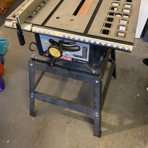 Table Saw for Sale in Spring Valley, CA
