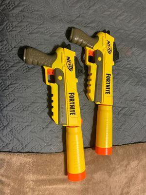 Fort nite nerf gun blasters for Sale in Corona, CA