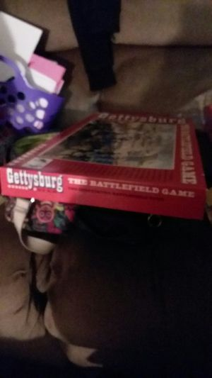 Battle of Gettysburg bord game for Sale in Seaford, DE