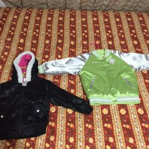 Baby girl winter jackets for Sale in Gibsonton, FL