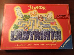 Labyrinth, I spy, Buckopoly board games for Sale in Hudson, OH