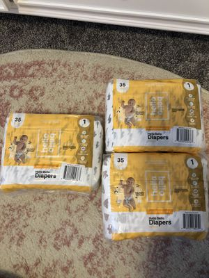 Hello hello diapers for Sale in Murfreesboro, TN