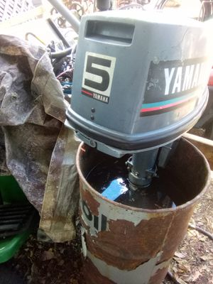 Motor for power boat for Sale in Leander, TX