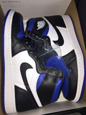 Jordan 1 retro royal toe for Sale in New York, NY