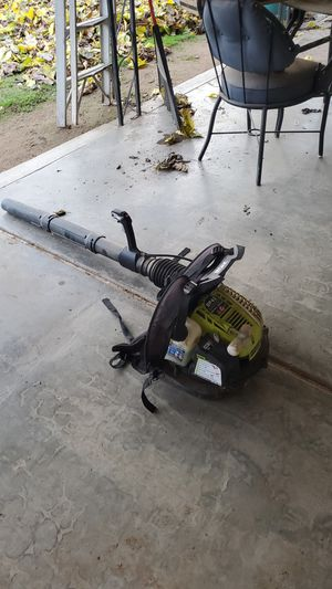 Backpack blower for Sale in Bakersfield, CA