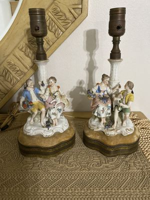 Small antique lamps for Sale in Fort Lauderdale, FL