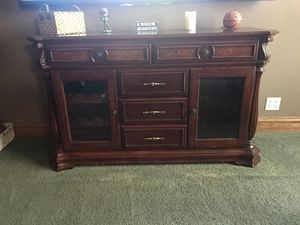 Buffet or entertainment stand for Sale in Newark, IL