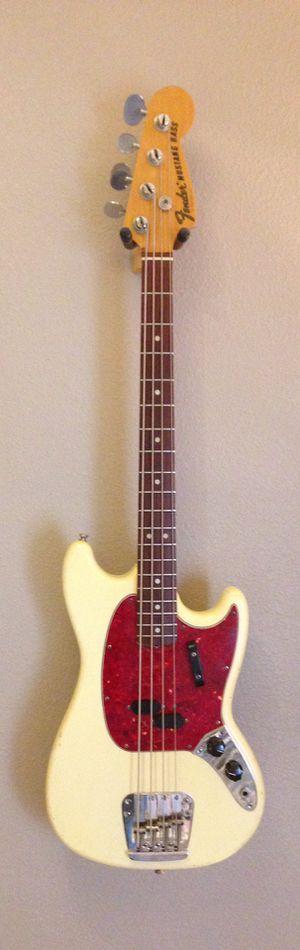1967 Fender Mustang Bass Guitar for Sale in Las Vegas, NV