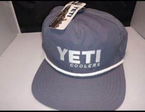 Yeti Cooler Snapback hat NWT for Sale in Newport News, VA