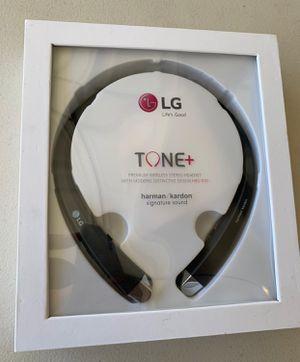 Lg tone 910 headphones wireless brand new for Sale in Garden Grove, CA