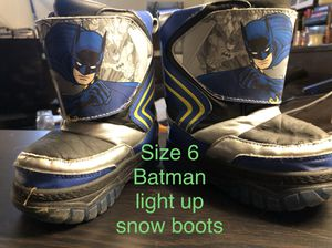 Kids snow boots for Sale in Holbrook, MA