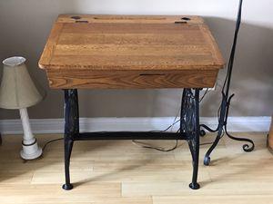 Antique teachers desk for Sale in Dublin, OH