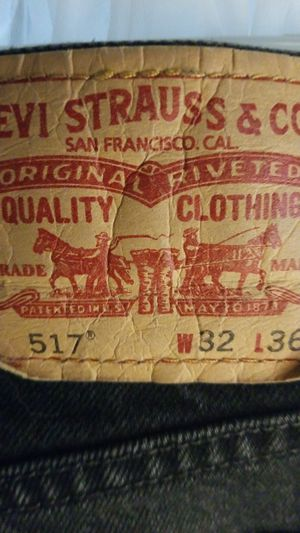 Levis 517. Used. $5 for Sale in Brook Park, OH