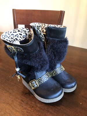 Toddler Girls - Size 6 1/2 Boots for Sale in Omaha, NE