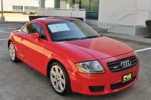 2005 AUDI TT ** WE TAKE TRADE INs** for Sale in Dallas, TX