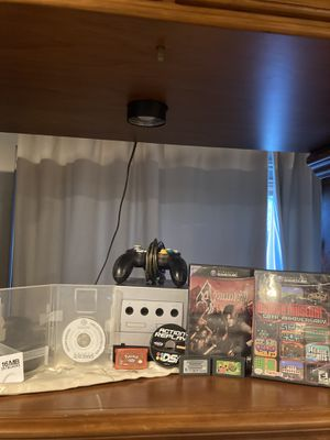 GameCube with Gameboy player for Sale in McMinnville, TN