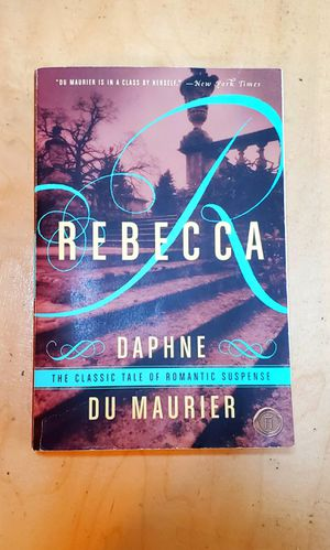 Rebecca by Daphne Du Maurier for Sale in Morgan Hill, CA