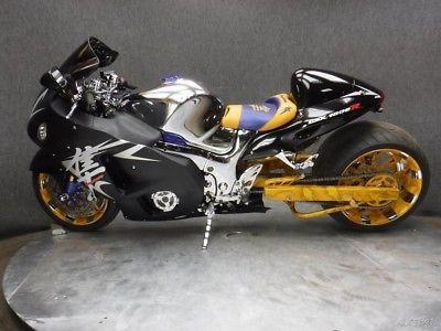 Exotic Suzuki GSX1300R