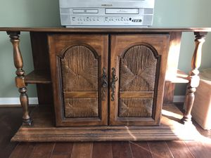 Free antique buffet for Sale in Derwood, MD