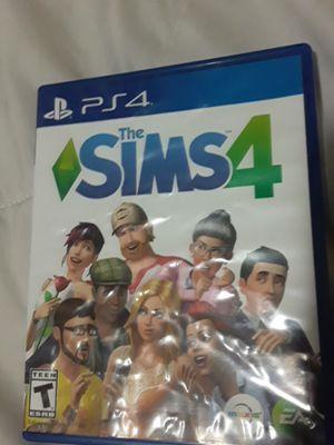 Sims 4 PS4 for Sale in Wichita, KS