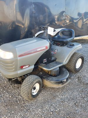 """42"""" craftsman riding lawnmower tractor for Sale in Addison, IL"""