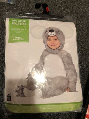 Baby Koala bear costume for Sale in Philadelphia, PA