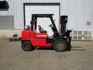 2007 Mitsubishi Forklift for Sale in North Chicago, IL