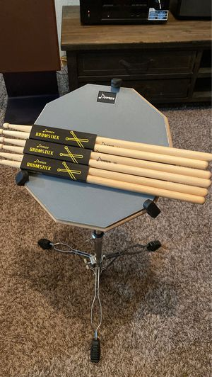 Drum practice pad for Sale in Rockford, MI