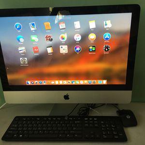 Apple iMac 21.5 inches- MacOS High Sierra for Sale in Huntington Beach, CA